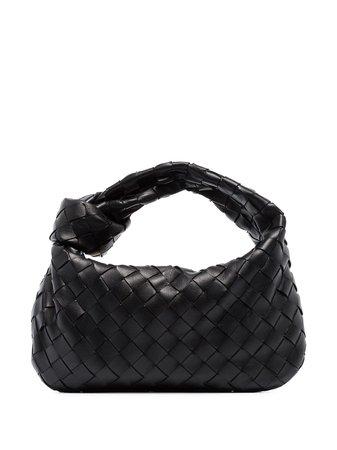 Bottega Veneta Mini Intrecciato Leather Pouch Bag - Farfetch