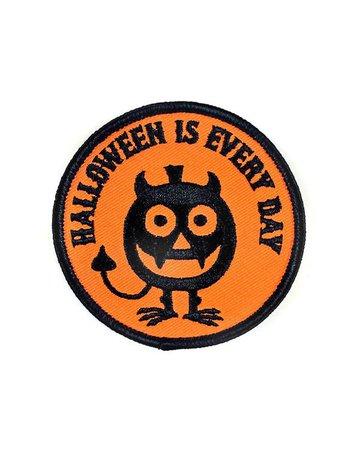 Halloween Is Everyday Patch – Strange Ways