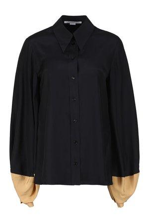 Stella McCartney Silk satin shirt