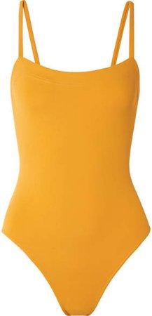 Les Essentiels Aquarelle Swimsuit - Saffron