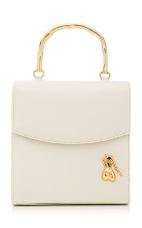 Claude Leather Top Handle Bag by Marargent | Moda Operandi