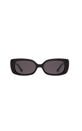 Zou Bisou Square-Frame Sunglasses by Velvet Canyon   Moda Operandi