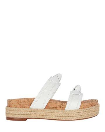 Alexandre Birman Clarita Espadrille Sandals | INTERMIX®