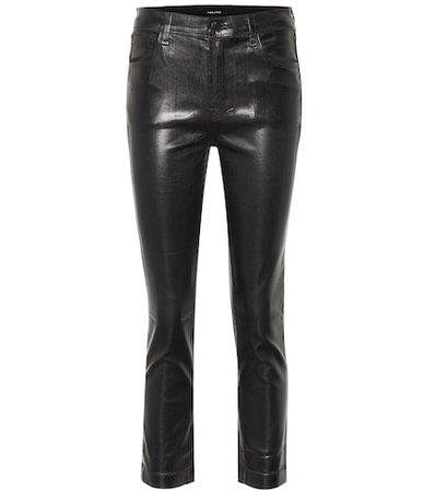 Ruby high-rise skinny jeans