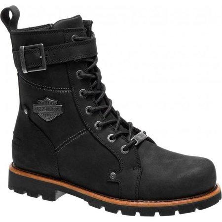 Men boot black