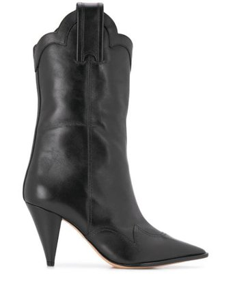 Alexandre Birman ankle-length Cowboy Boots - Farfetch