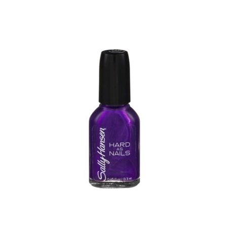 dark purple nail polish
