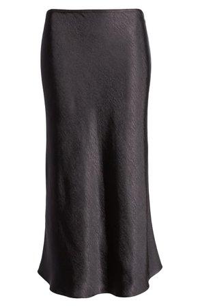Chelsea28 Midi Skirt black