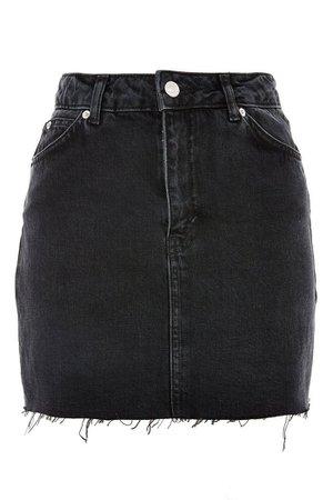 Denim Mini Skirt | Topshop