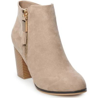 beige ankle boots - Google Search