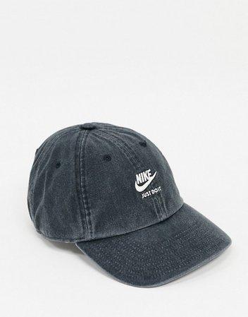 Nike H86 adjustable cap in gray | ASOS