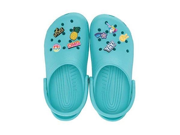 crocs with jibbitz