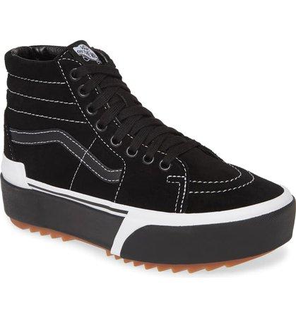 Vans UA Sk8-Hi Platform Sneaker (Women) | Nordstrom
