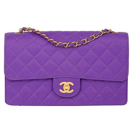 Purse - purple