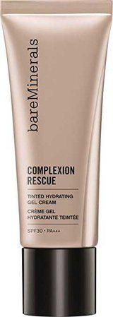 Amazon.com : bareMinerals Complexion Rescue Tinted Hydrating Gel Cream, Opal 01, 1.18 Ounce : Beauty