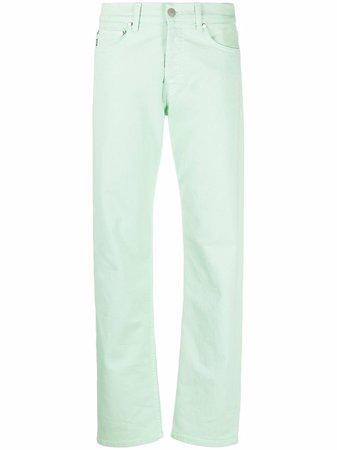 MSGM straight-leg Jeans - Farfetch