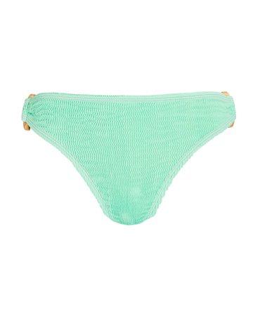 Cleonie Ripple Bikini Bottoms   INTERMIX®