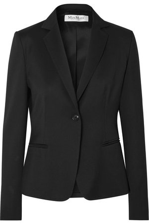 Max Mara | Antonia wool blazer | NET-A-PORTER.COM