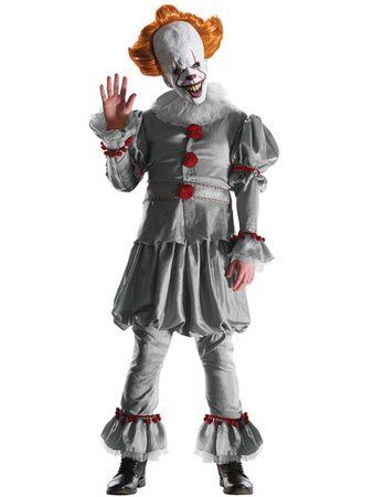 It Costumes – Scary Clown Halloween Costumes | Costume SuperCenter