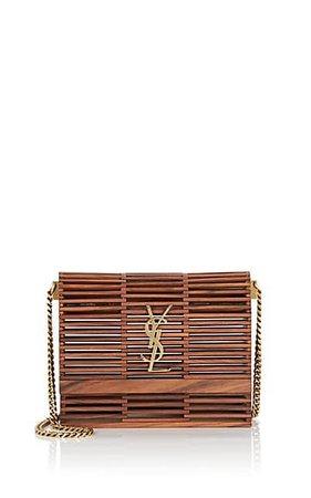 Saint Laurent Kate Small Bamboo Chain Bag | Barneys New York