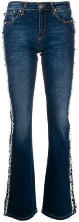 Brigitte flared denim jeans
