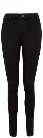 **DP Tall Black Frankie Denim Jeans