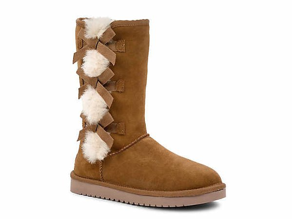 brown snow boots - Google Search
