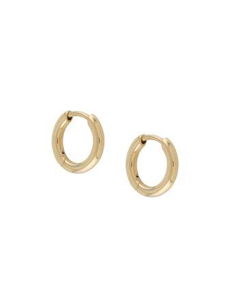 Maria Black Marco Huggie Earrings - Farfetch