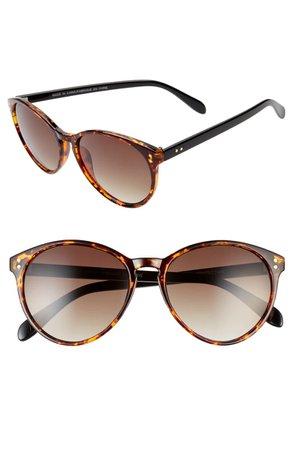BP. Bookworm 53mm Gradient Round Sunglasses   Nordstrom