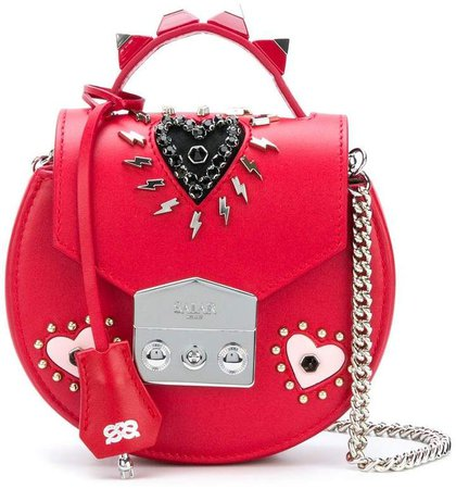 Salar Carol Thunder Heart shoulder bag