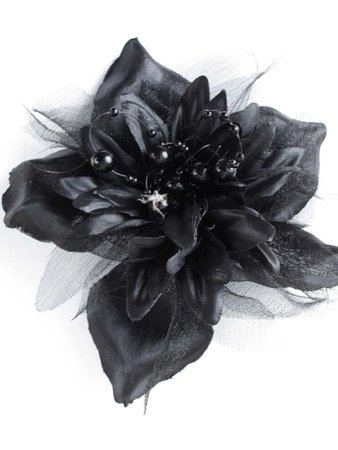 black flower - Google Search