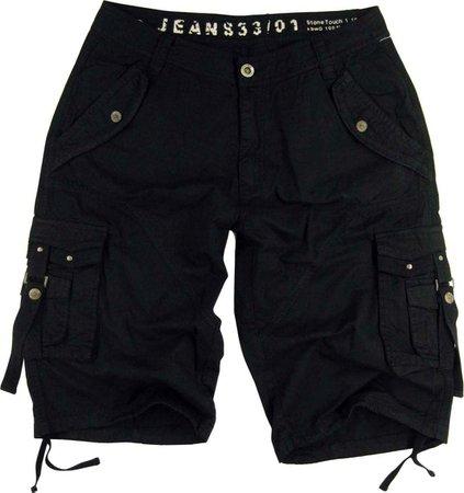 Black&gold shorts