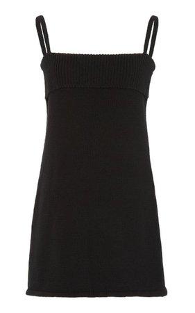 Amelia Knit Cotton Tunic Top By St. Agni | Moda Operandi