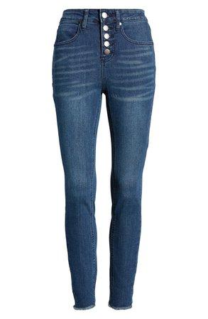 BP. High Waist Ankle Skinny Jeans | Nordstrom