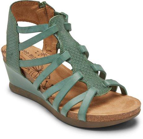 Shona T-Strap Sandal