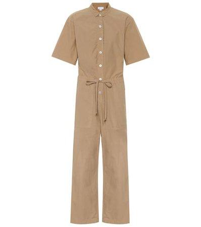 Milana cotton jumpsuit