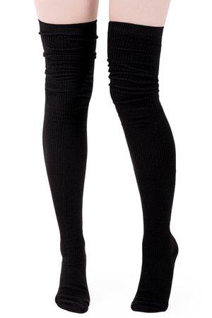 Zoey Long Socks [B]   KILLSTAR - US Store