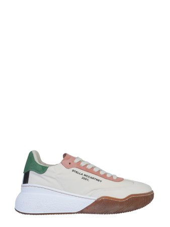 Stella McCartney Loop Sneakers With Laces