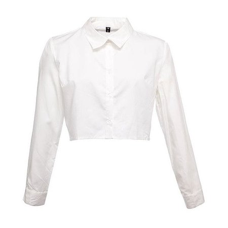 cropped button up - Google Search
