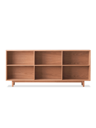 Hayward Bookcase – Hedge House Furniture