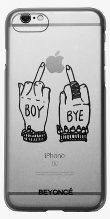 boy bye phone case