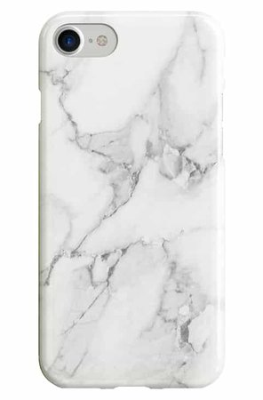 white phone case