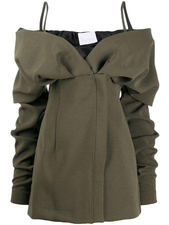 Paris Georgia Fru Fru Mini Dress Ss20