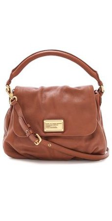 marc by marc jacobs Women's Brown Classic Q Hillier Hobo Bag | Hobo bags, Bag and Purse