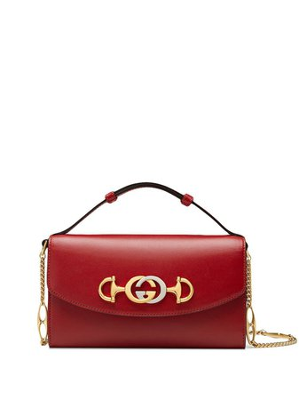 Gucci Gucci Zumi Mini Shoulder Bag - Farfetch