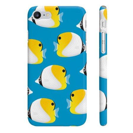 Tropical Fish Phone Case