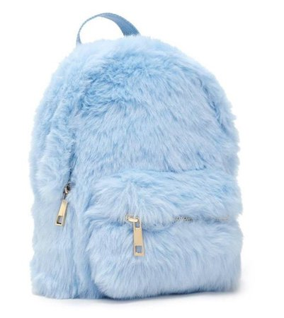 baby blue mini bag