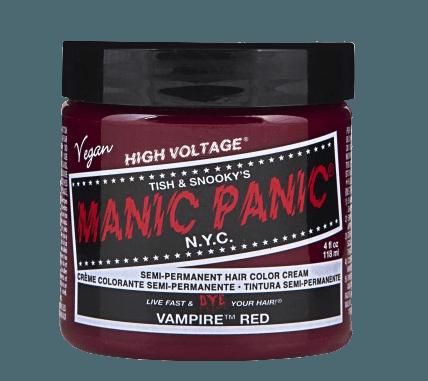 Manic Panic: Vampire Red hair