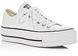 Chuck Taylor All Star Lift Clean Low-Top Platform Sneakers