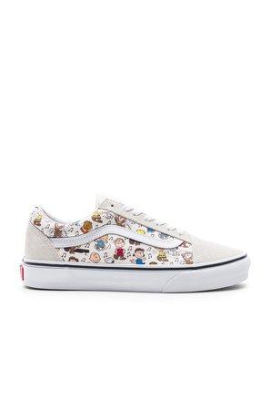 Peanuts Old Skool Sneaker